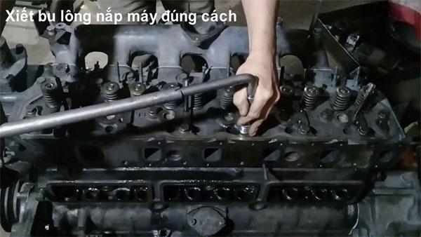 Bulong sử dụng trong ngành oto