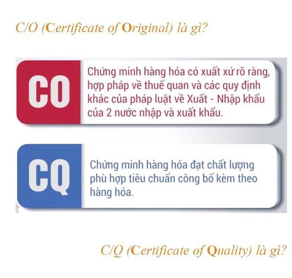 co/cq là gì